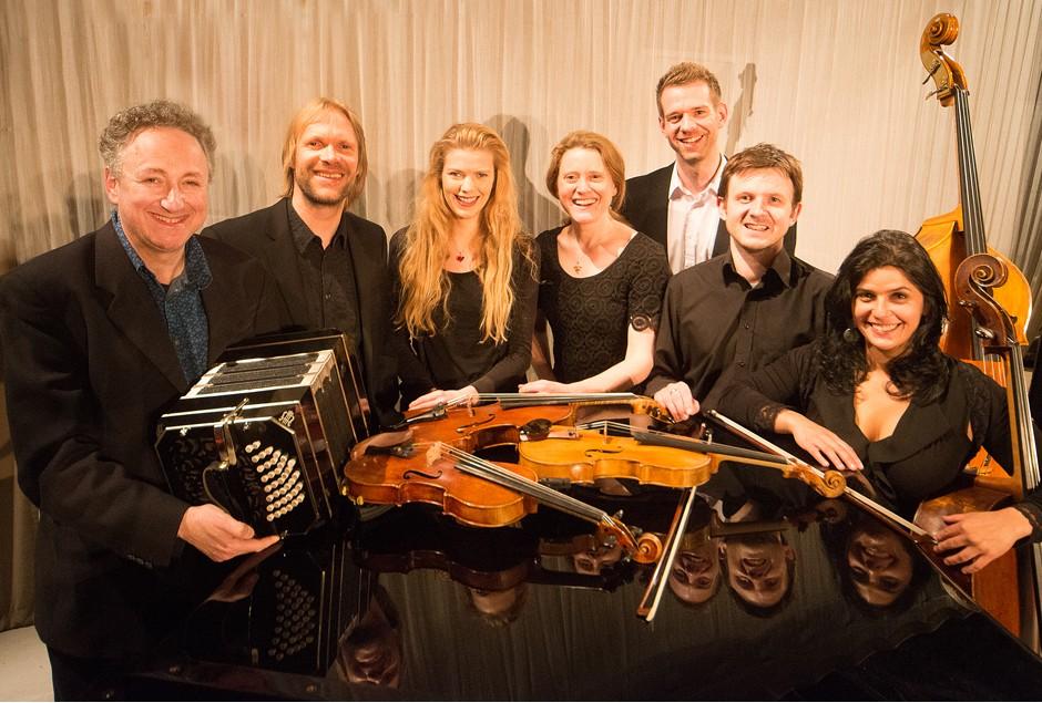 Orquesta Tangazo