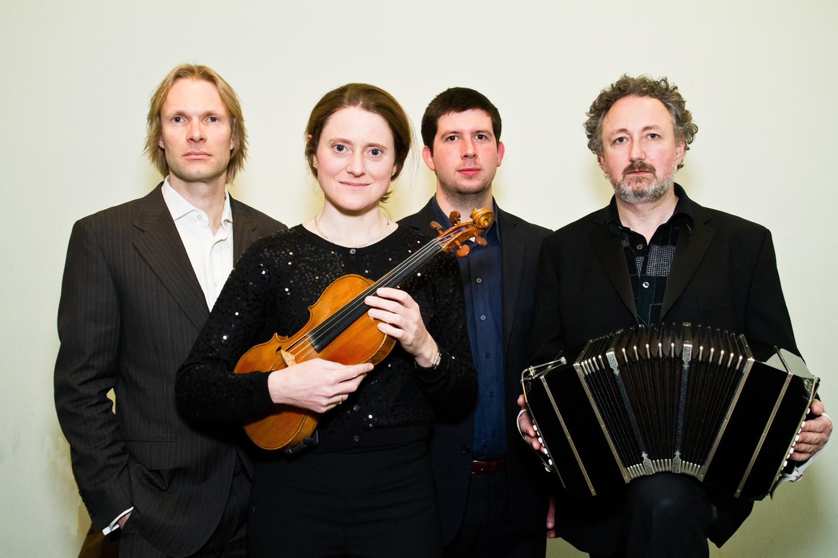 Tango Siempre Quartet